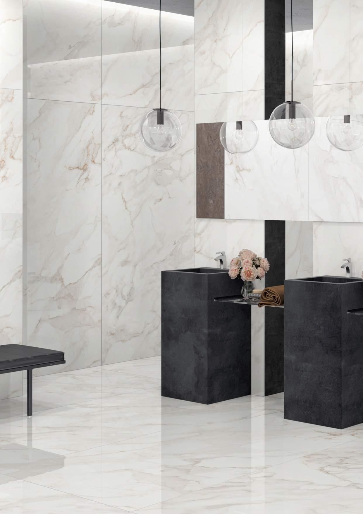 Calcatta Smart Marble Tiles