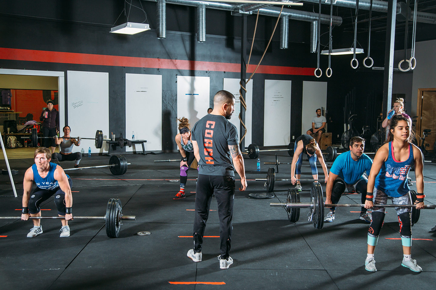CrossFit Gym in Overland Patk