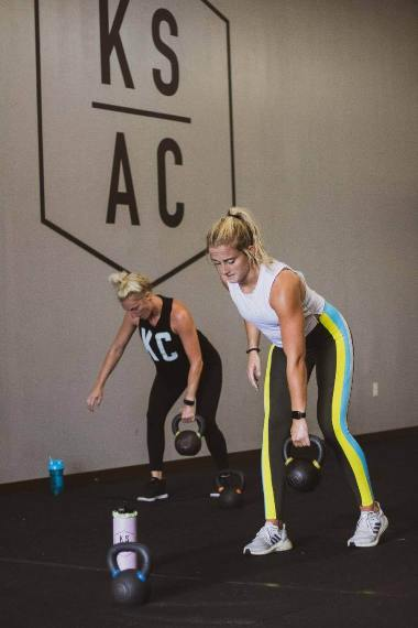 Group Fitness Class gym near me in overland park