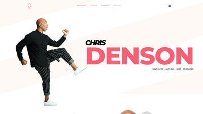 Chris Denson: Web Design