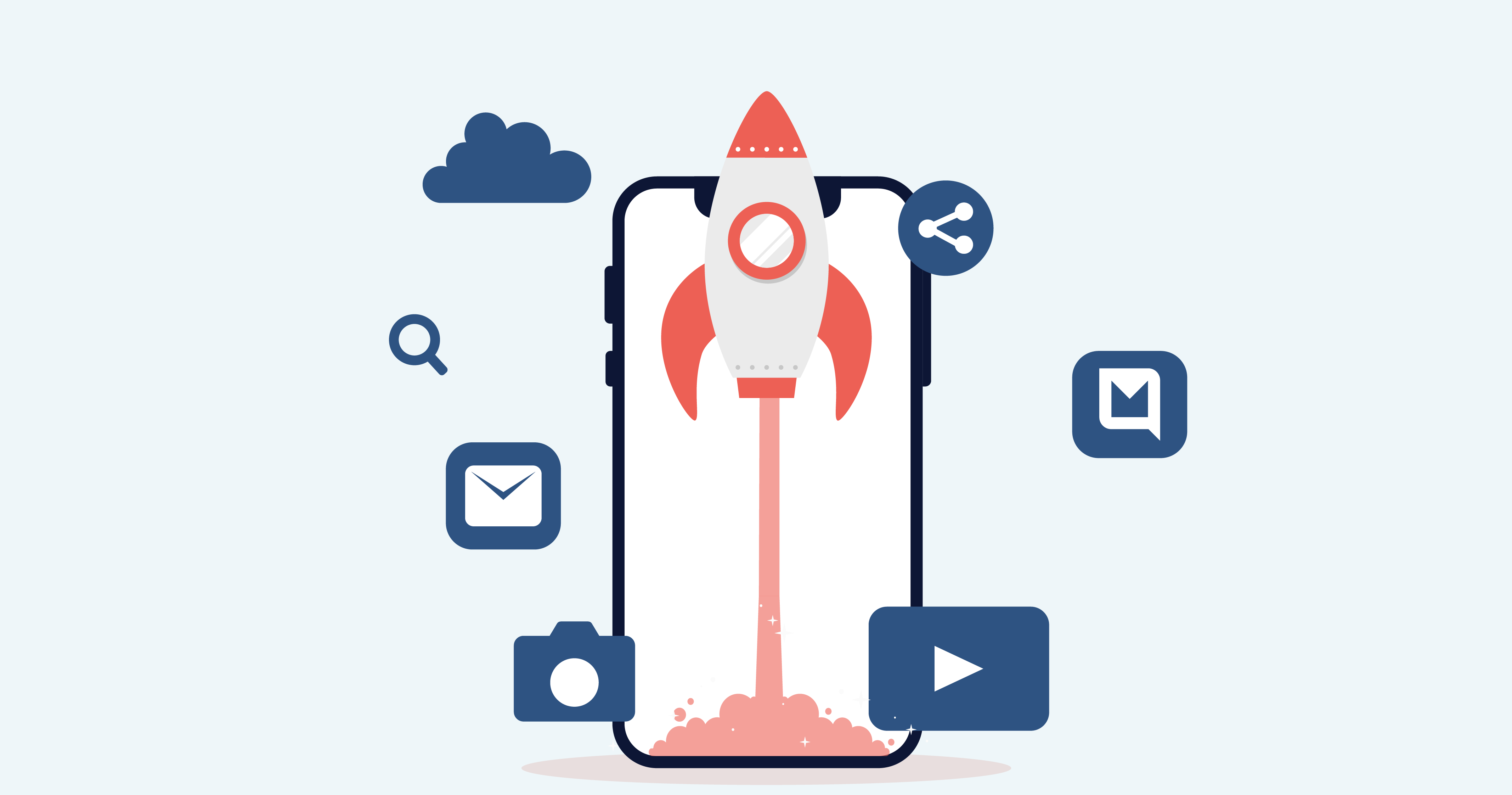 6 pivotal moments in mobile marketing