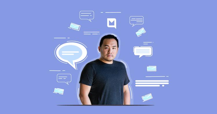 Mobiz CEO Greg Chen reinventing SMS marketing