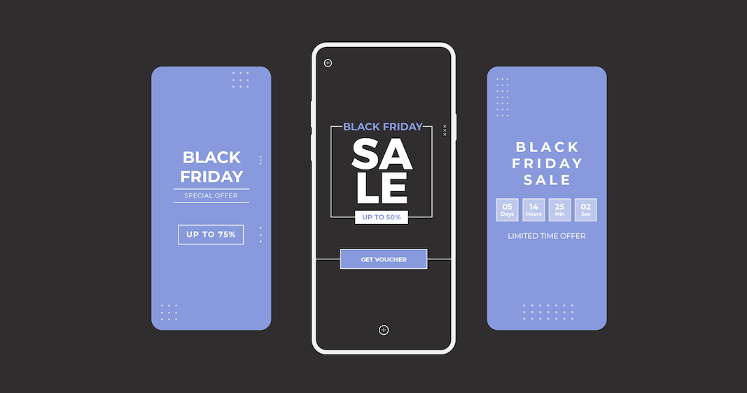 Can Black Friday be personal?