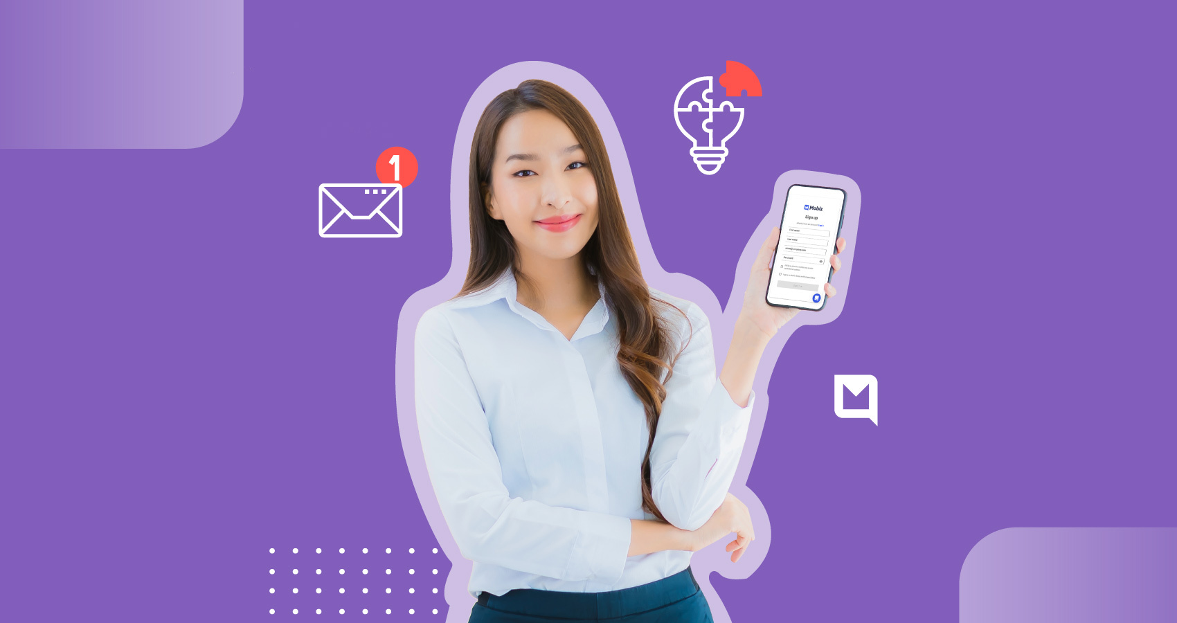 Mobiz unveils pioneer SMS and personalized landing page builder