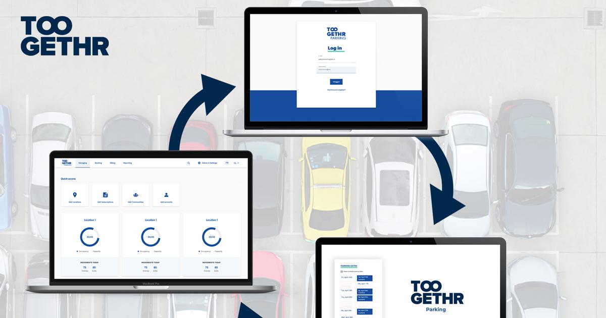 Flexibiliteit is de toekomst. Hoe laat je straks je werknemers parkeren?