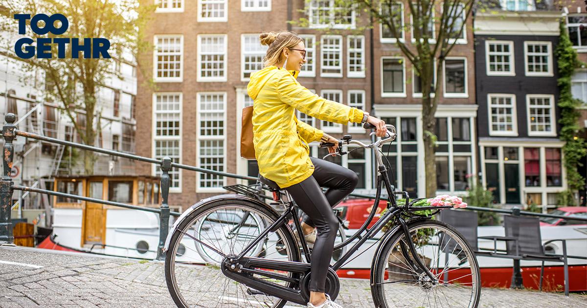 Krijg meer mensen op de fiets en uit de auto!
