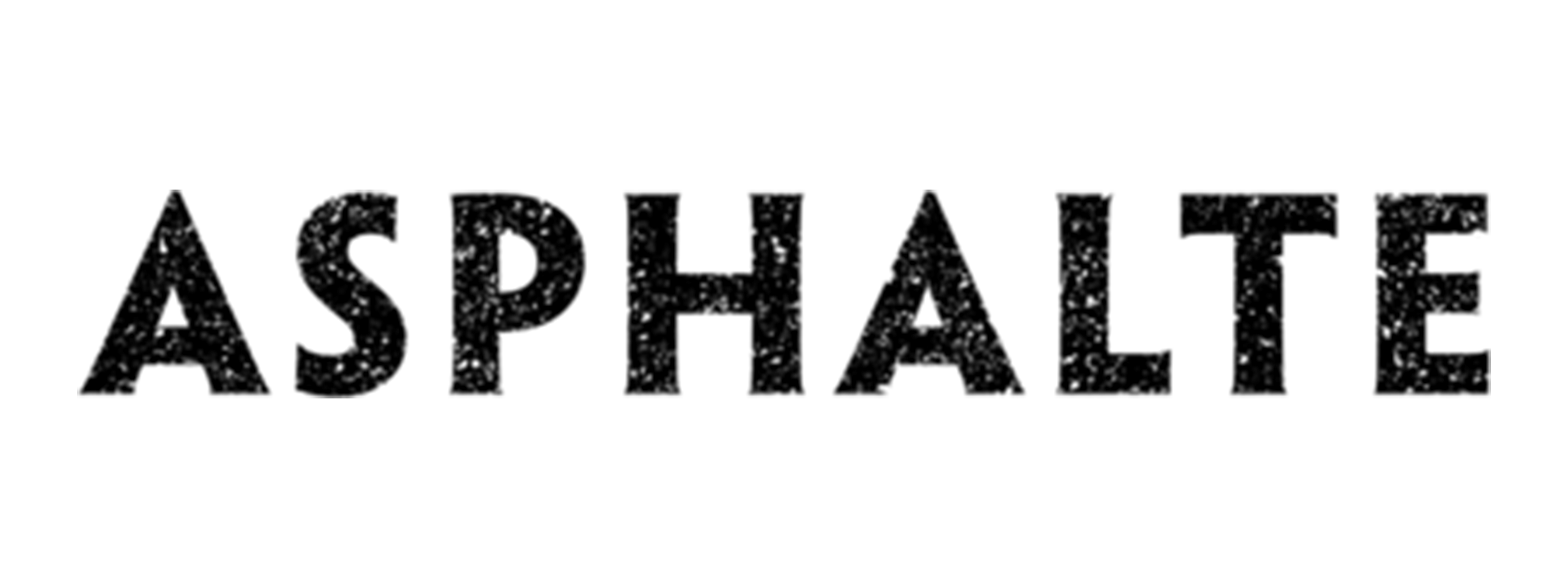 Asphalte logo