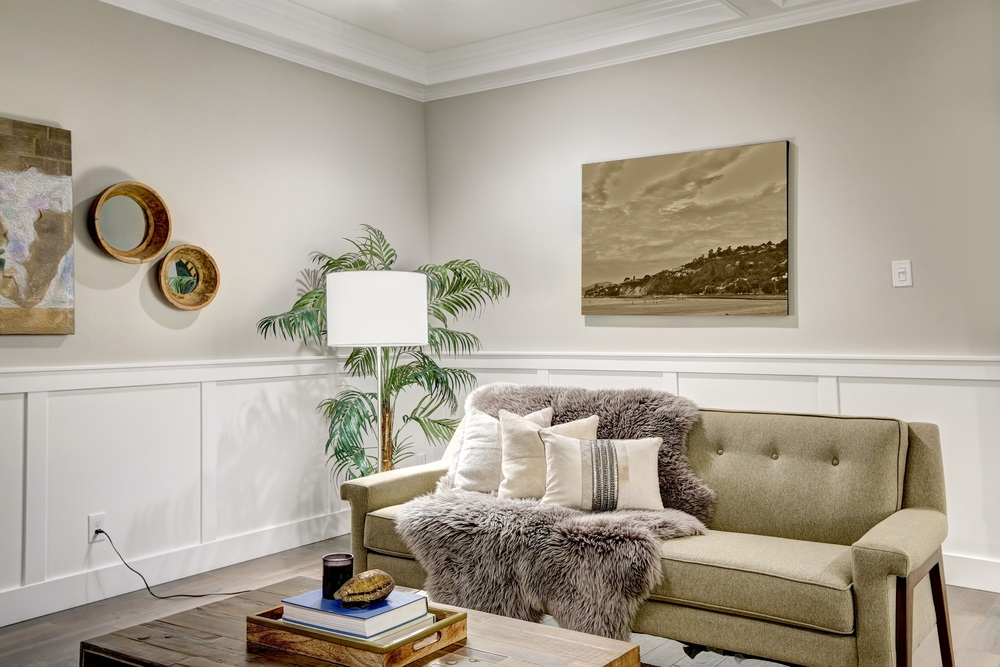 taupe small room color