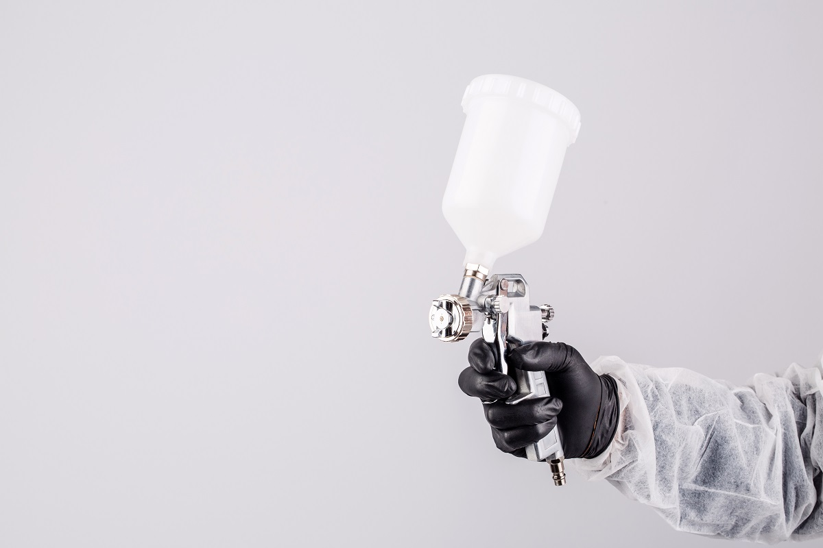 Paint Sprayer for Popcorn Ceiling Painting