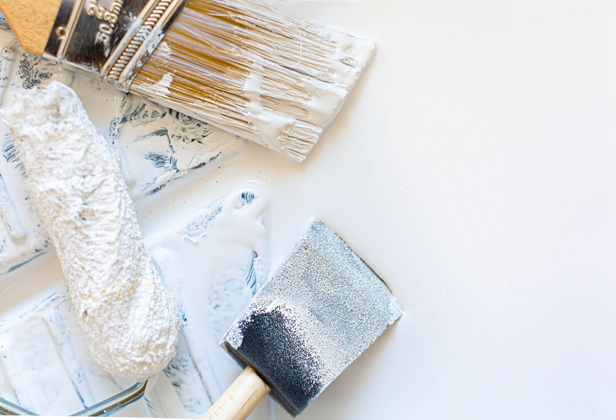 Popcorn Ceiling Painting Tools