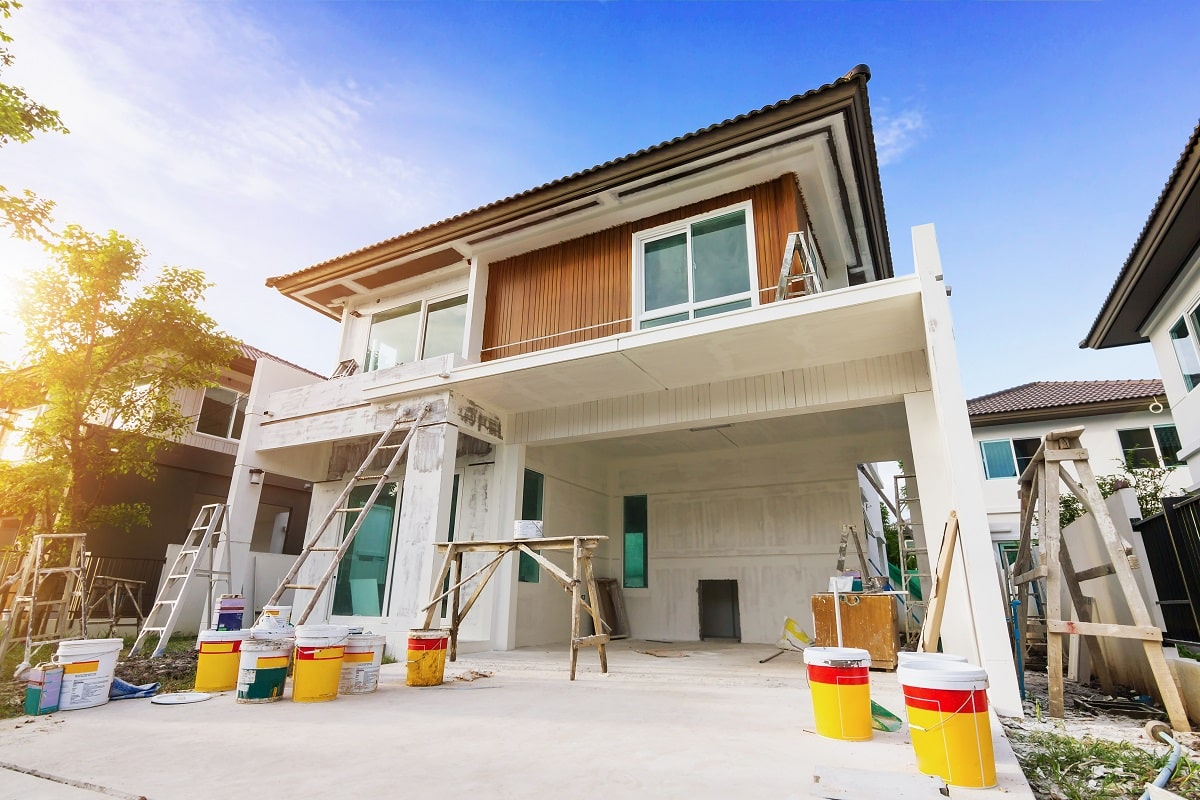 Top 5 Benefits of Painting Your Home Exterior