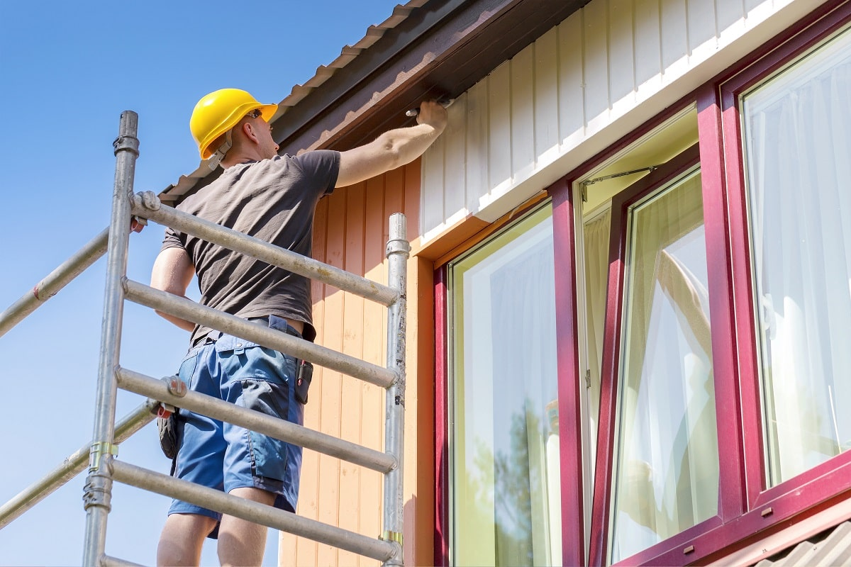 Lifespan of Siding Home Exterior Painting