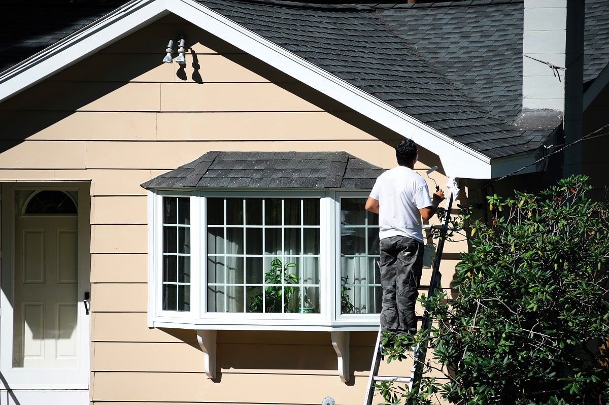 Home Exterior Painting Benefits Protection