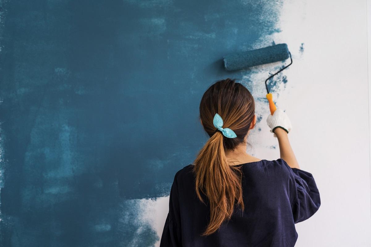 Durability Wallpaper Paint