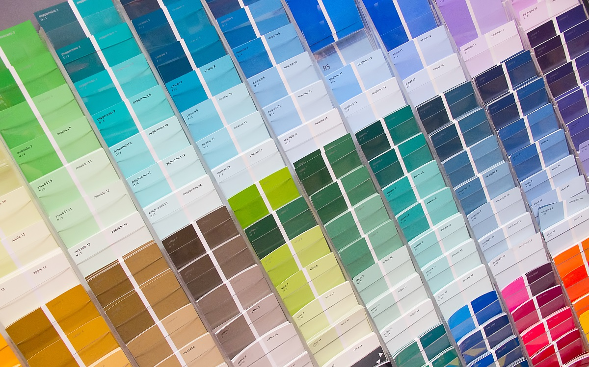 Selection Wallpaper Paint
