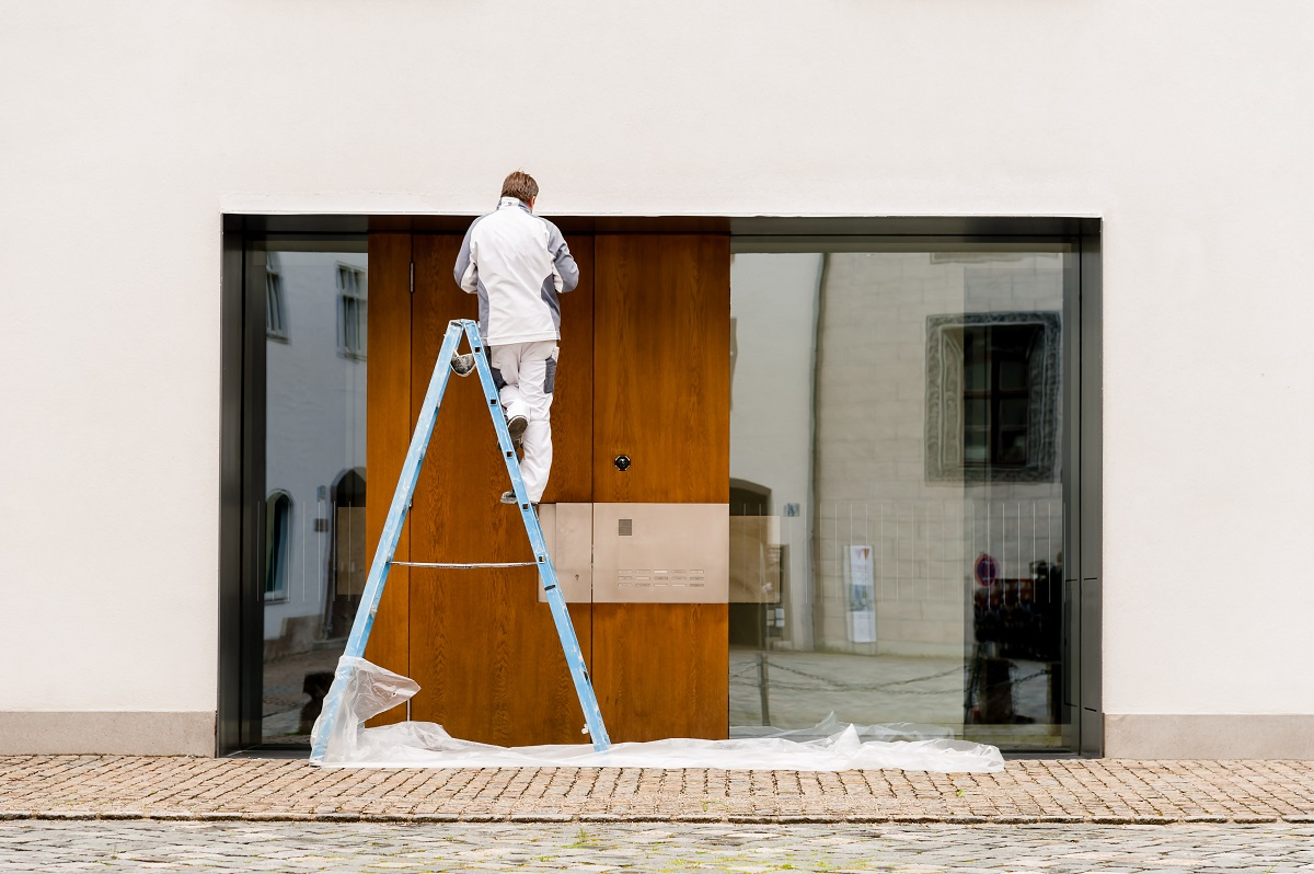 Reasons to Paint Commercial Property