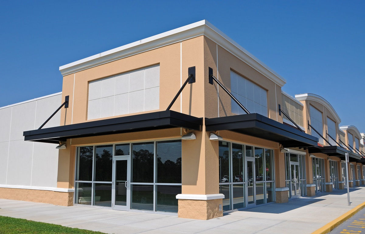 Commercial Property Painting Benefits