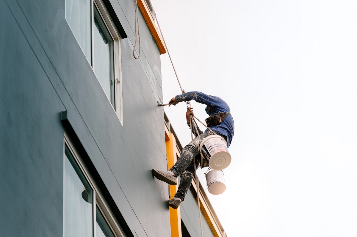 Painting Commercial Property Benefits