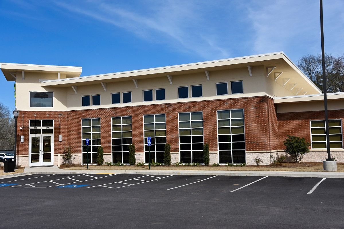 How Often to Repaint Commercial Building