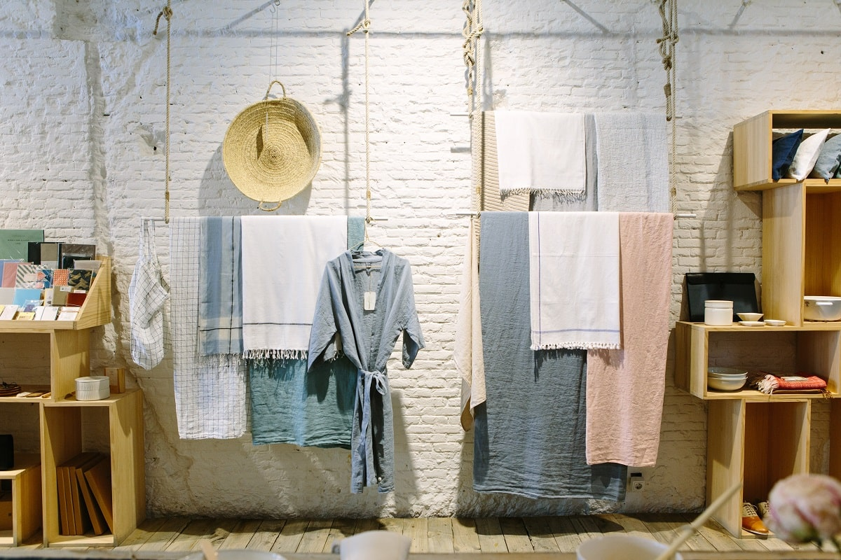 Choosing a White Color for a Retail Store