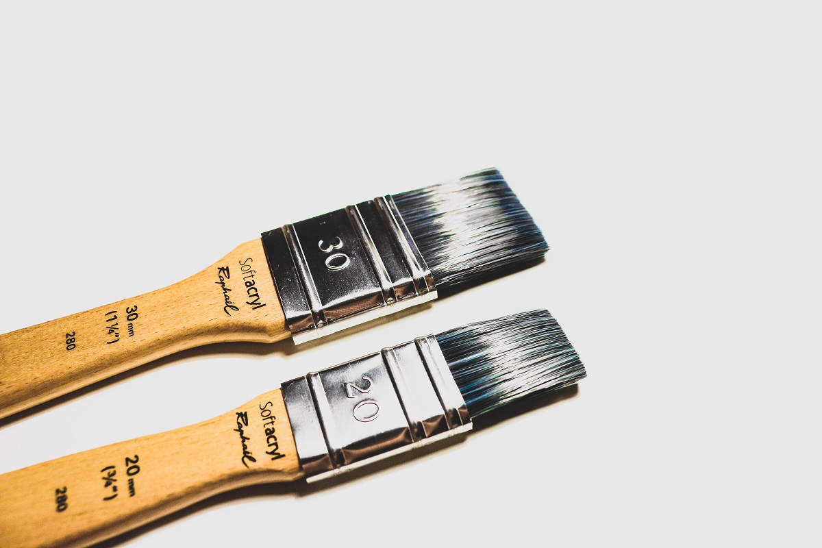 Wrong Paintbrushes Painting Mistakes