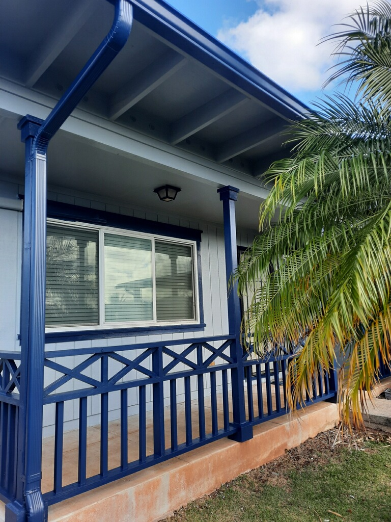 Exterior Residential Home Painting