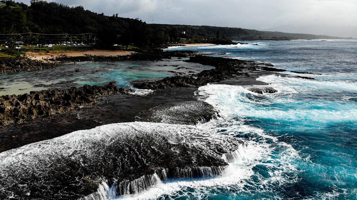 Shark's Cove Hawaii