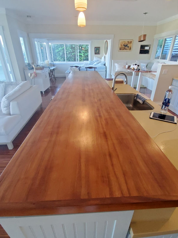 Kitchen Cabinet and Countertop Refinishing