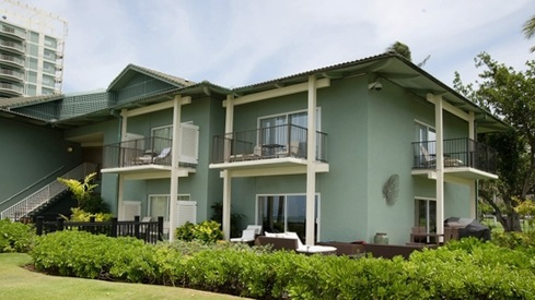 Kahala Commercial Painting Project