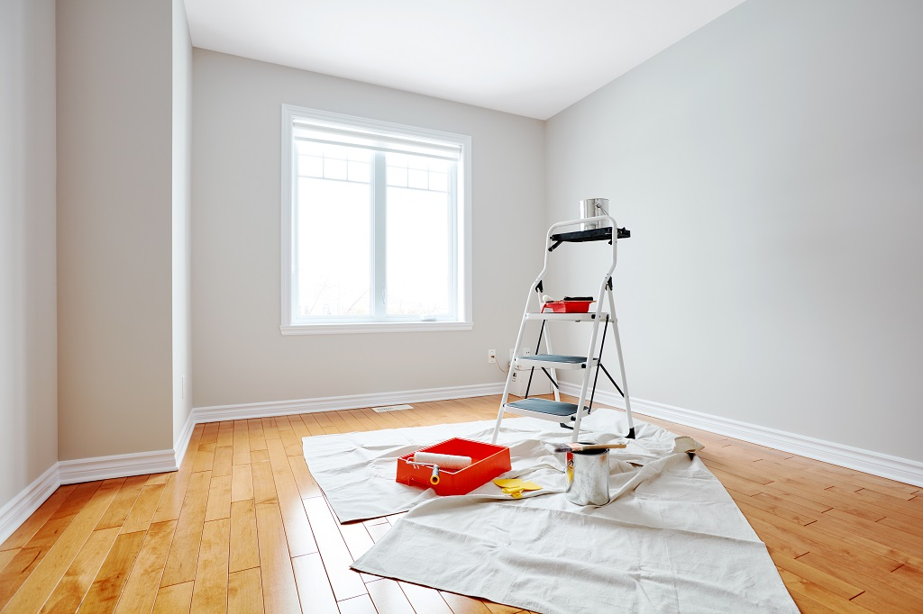 Save on Painting Your House Interior