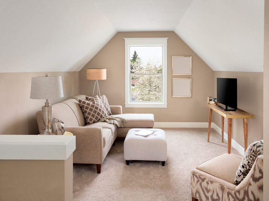 Best Paint Colors for Small Rooms Guide 2020