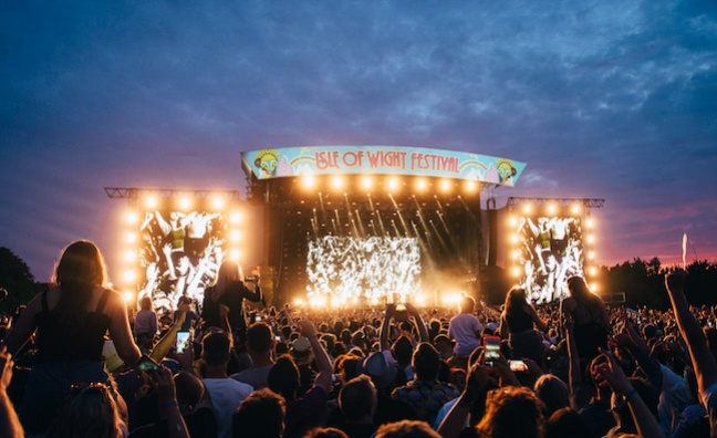 Isle Of Wight Festival unveils 2021 line-up