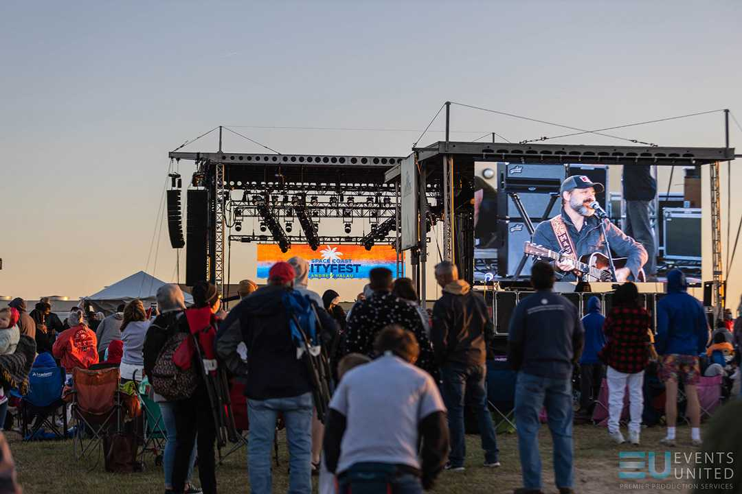 Events United returns to live events with Chauvet
