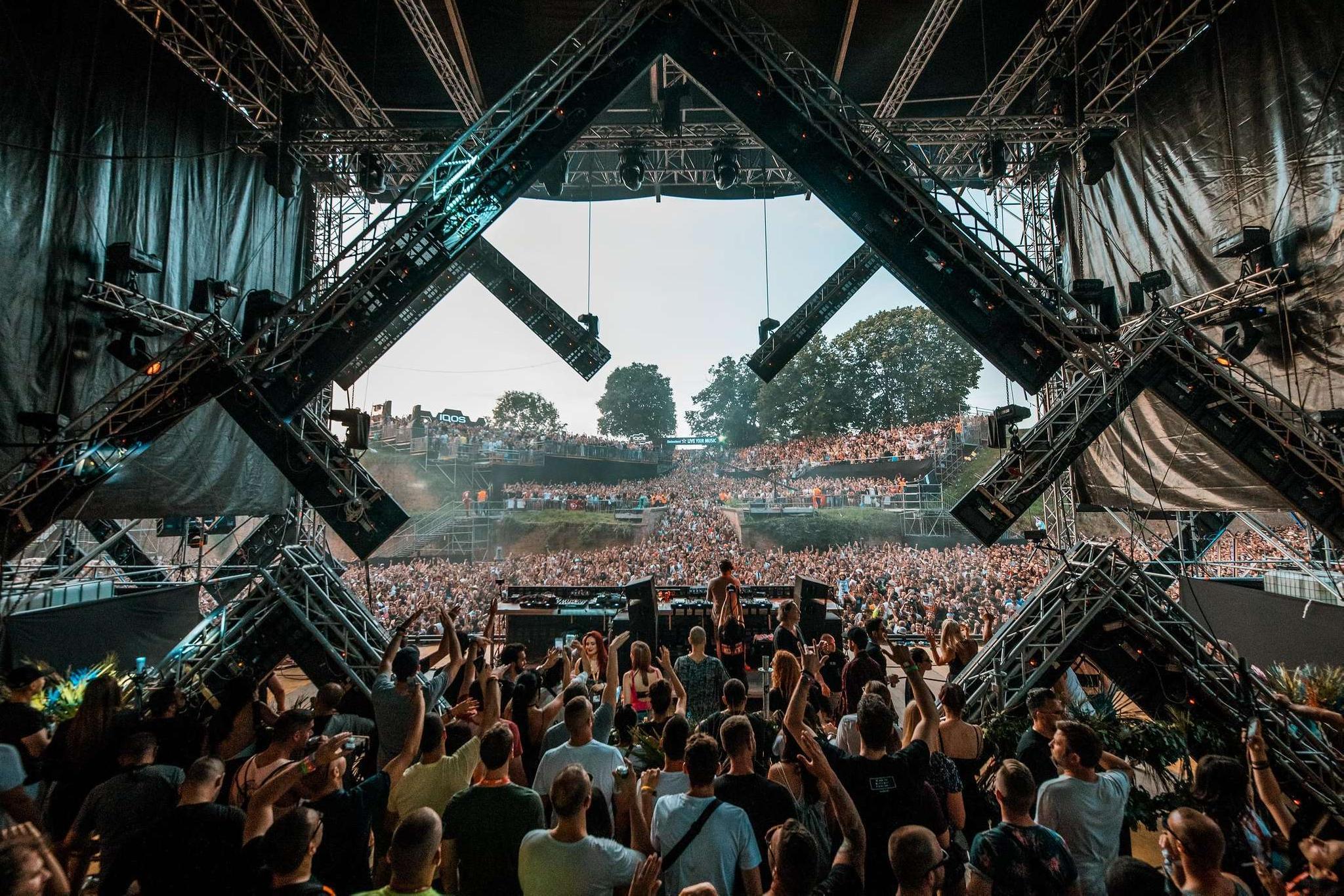 'Very High Probability' Exit Festival Serbia Will Go Ahead With David Guetta, DJ Snake & Tyga