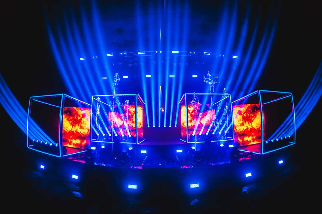 ADJ brings festival-style production to livestreams