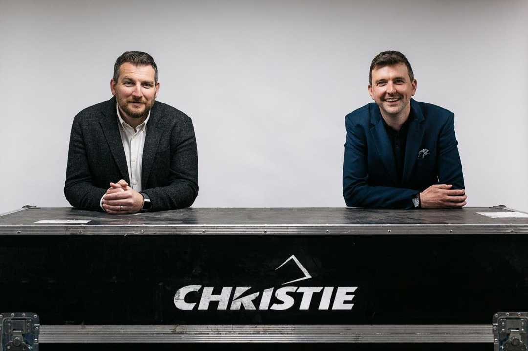 Christie names Visualization as UK distribution partner