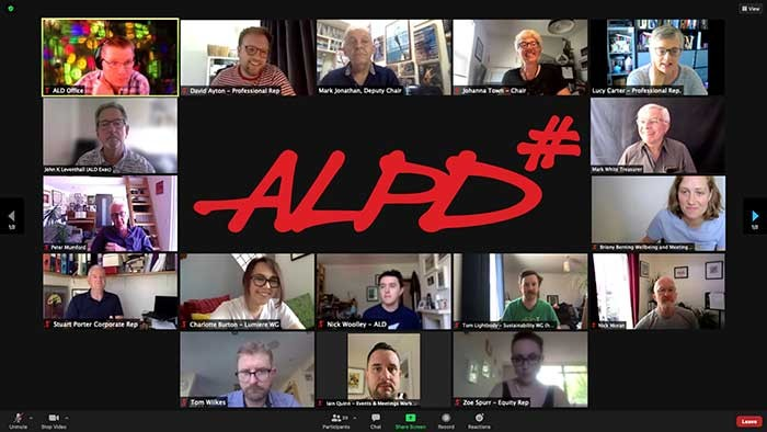 ALD Members Vote to Become the Association of Lighting Production and Design (ALPD)