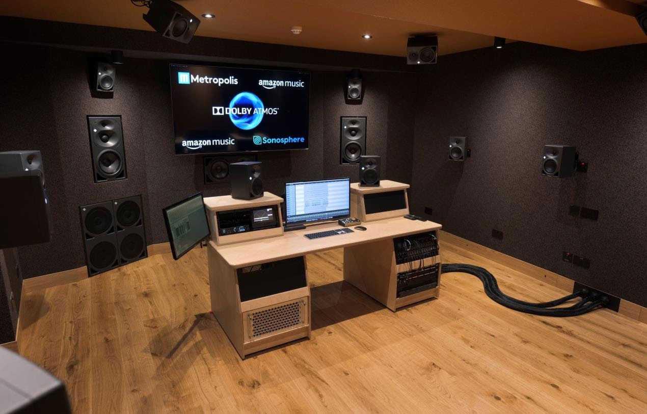 Sonosphere collaborates on Metropolis project