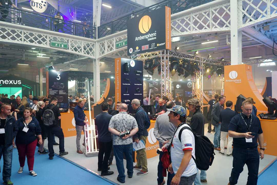 PLASA Show 2021: free registration ends midnight