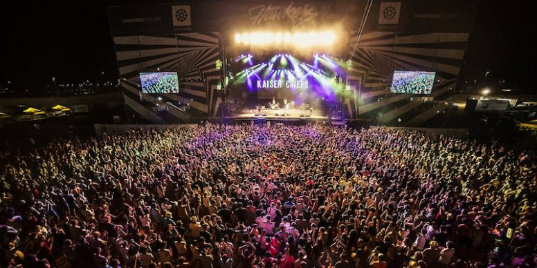 SPAIN'S ARENAL SOUND FESTIVAL SELLS OUT IN SEVEN HOURS The Music Republic-promoted event returns to Burriana in 2022 after two years off due to the pandemic