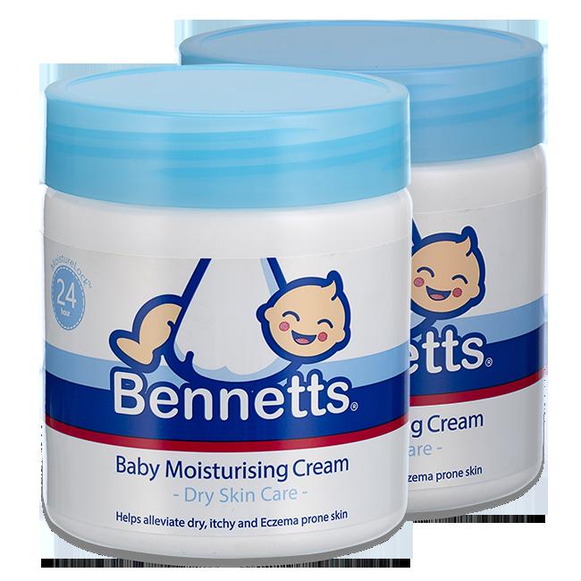Bennetts Baby Moisturising Cream