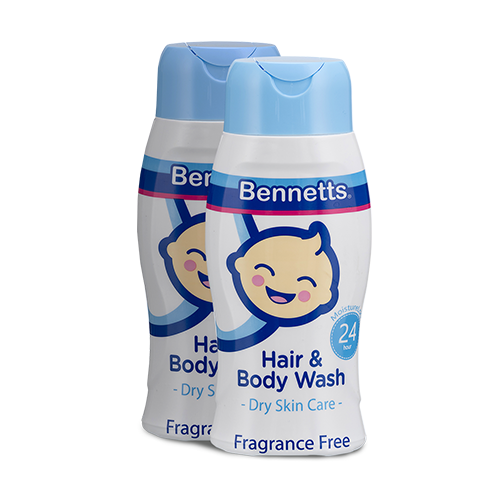 Bennetts Hair and Body Wash