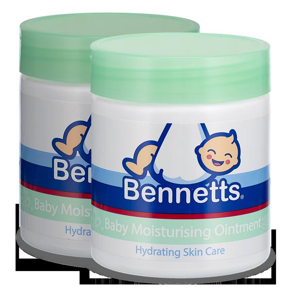 Bennetts Baby Moisturising Ointment
