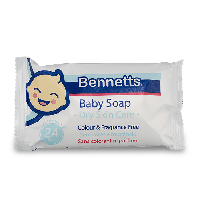 Bennetts Baby Soap