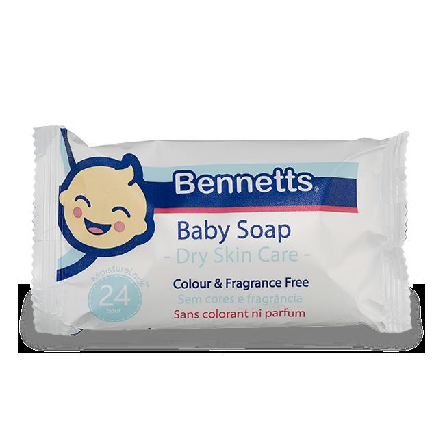 Bennetts Baby Soap