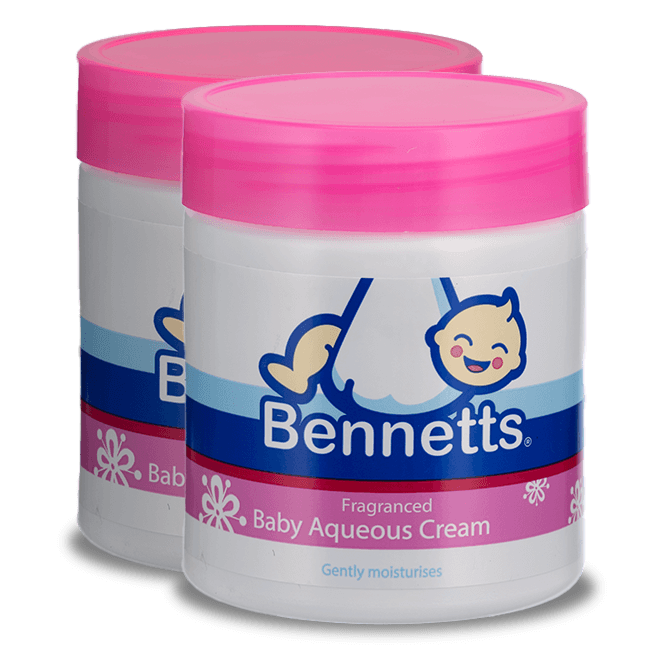 Bennetts Aqueous Cream - Fragranced