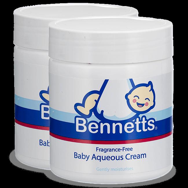 Bennetts Aqueous Cream - Fragrance Free