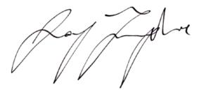 Joey signature