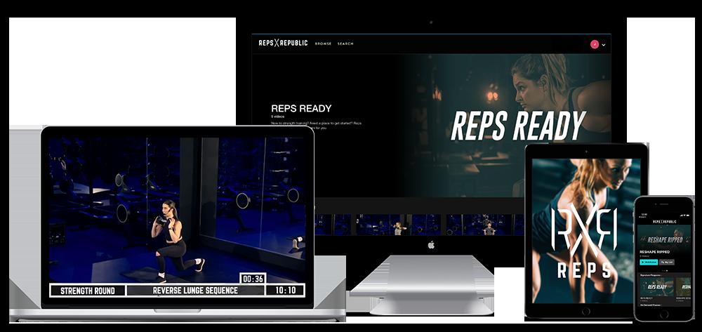 Reps Republic Screenshots