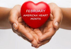 february-american-heart-month